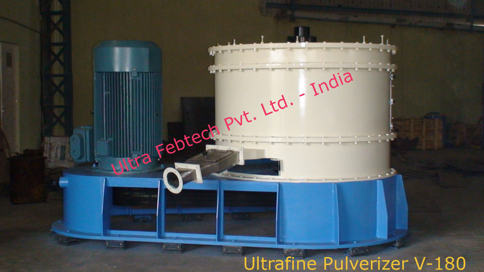 photo of Ultrafine Pulverizer
